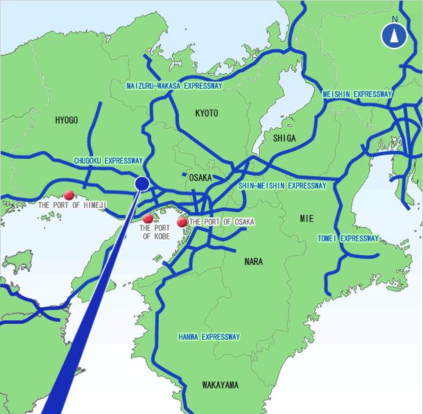 デフォルト地図